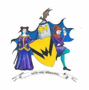 Entry by Lada Monguligin for the achievement of Arms of Darkyn Knyght the Batman